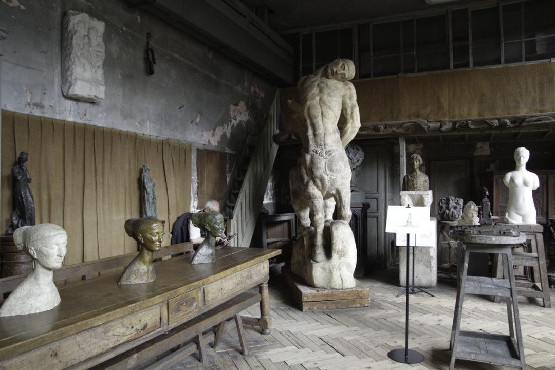 Atelier Musée Bourdelle