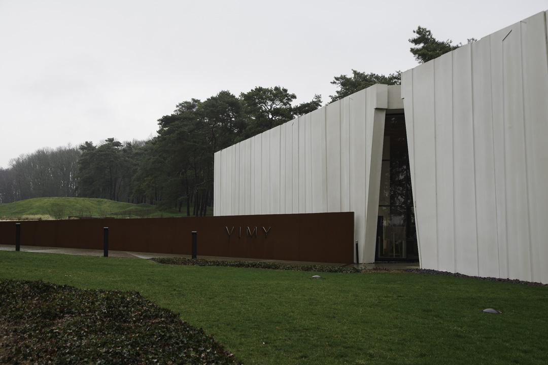 Centre d'interpretation de Vimy