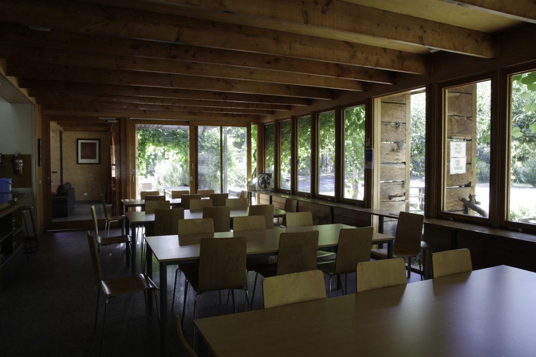 Salle commune - Grampians Eco YHA