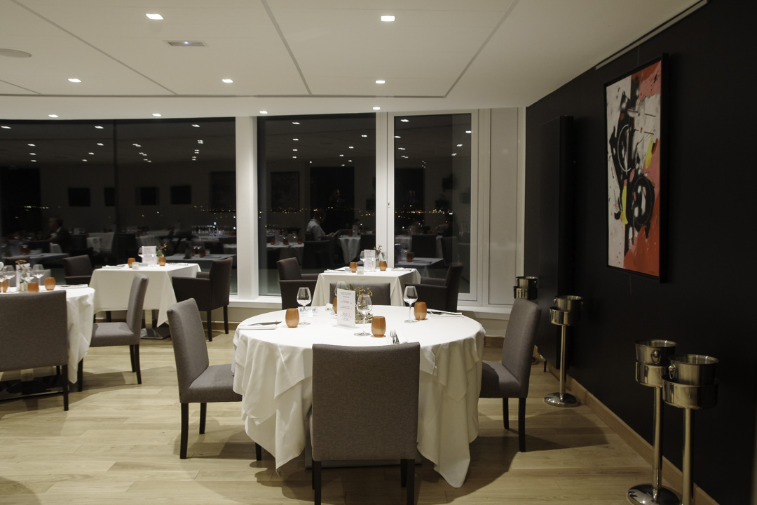 Salle du Restaurant Mets et Histoires