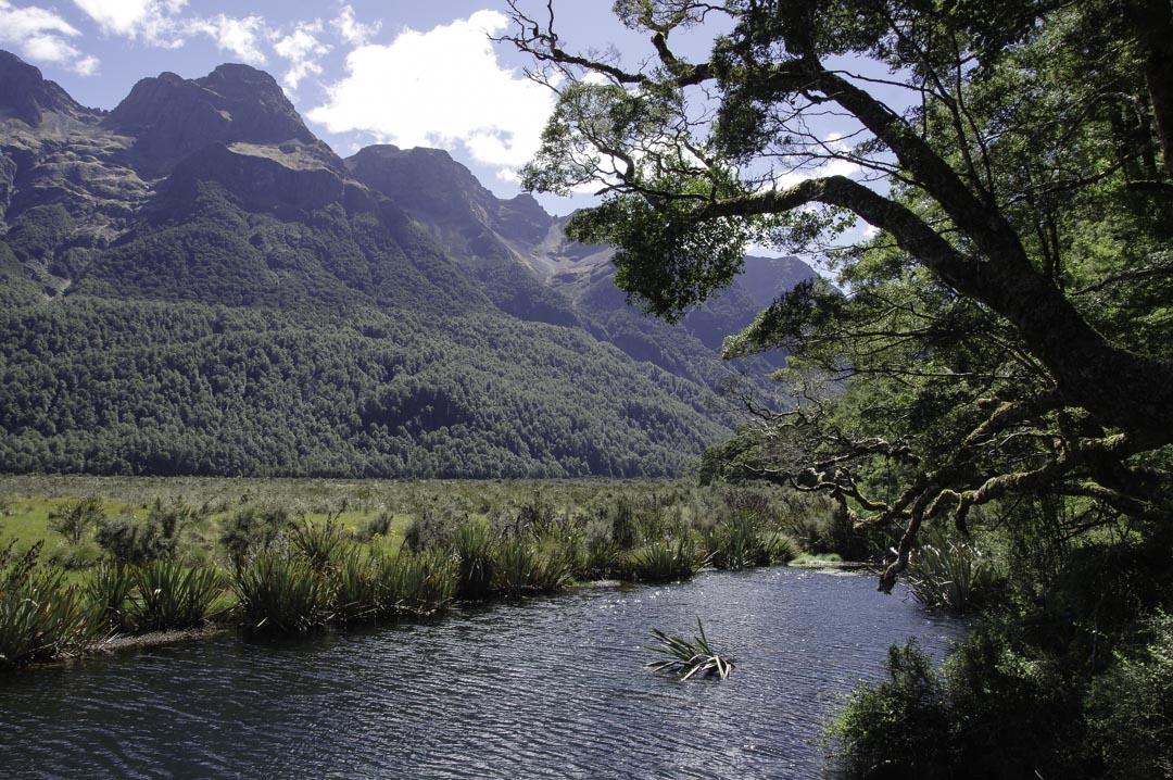 Mirror Lakes - Fiorland National Park