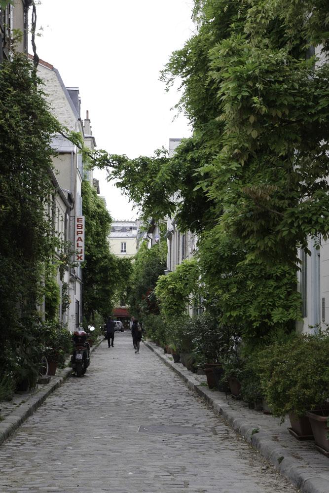 Rue des Thermopyles - Paris