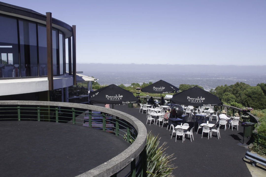 Café et restaurant du Sky High Mount Dandenong