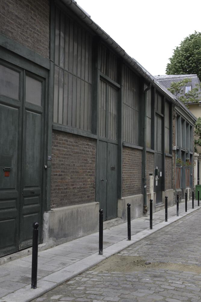 Villa d'Alesia - Paris