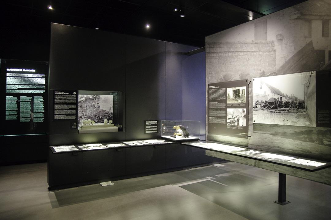 Mémorial de la guerre 14-18 à Lens