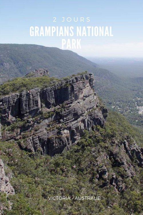 Visiter le Parc National des Grampians en Australie