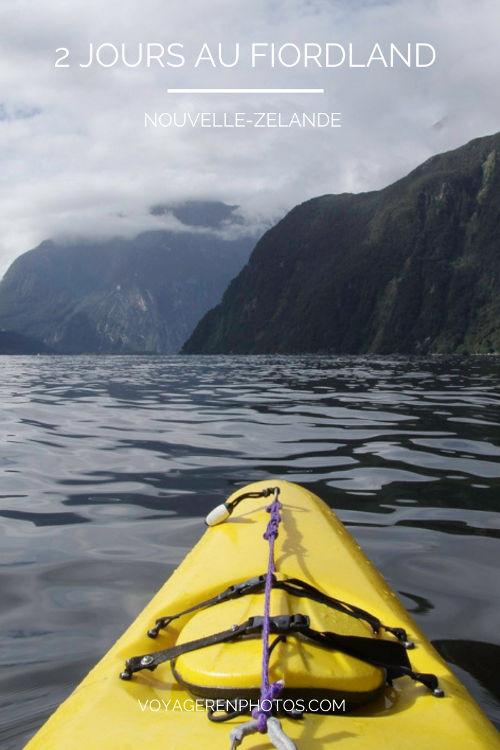 Visiter le Parc national du Fiordland en 2 jours