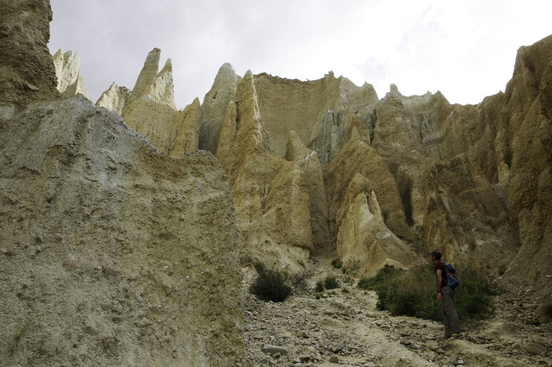 Clay Cliffs - Omarama