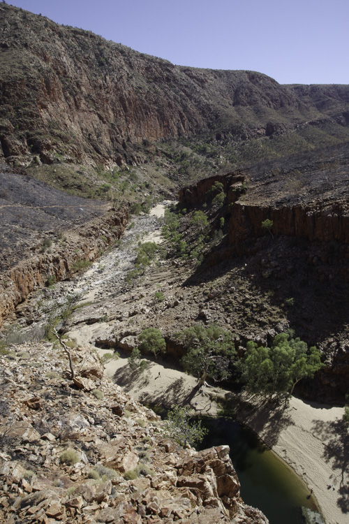 Ormiston Gorge Water Hole