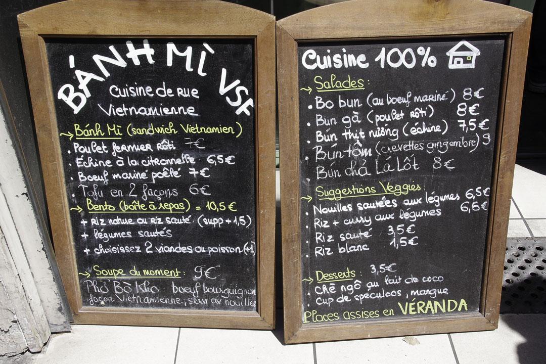 restaurant vietnamien Banh Mi street food - Toulouse