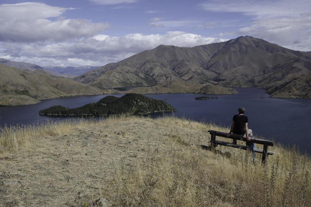 Randonnée Benmore Lake