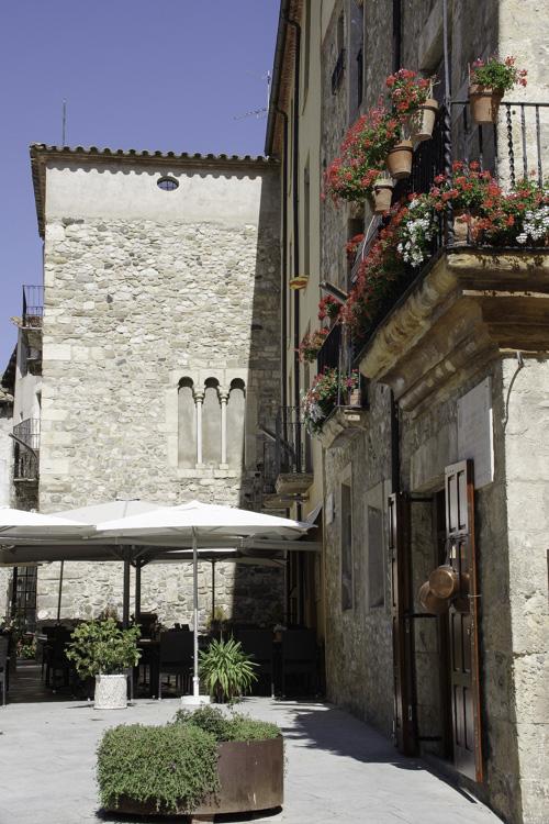 Centre historique de Besalu