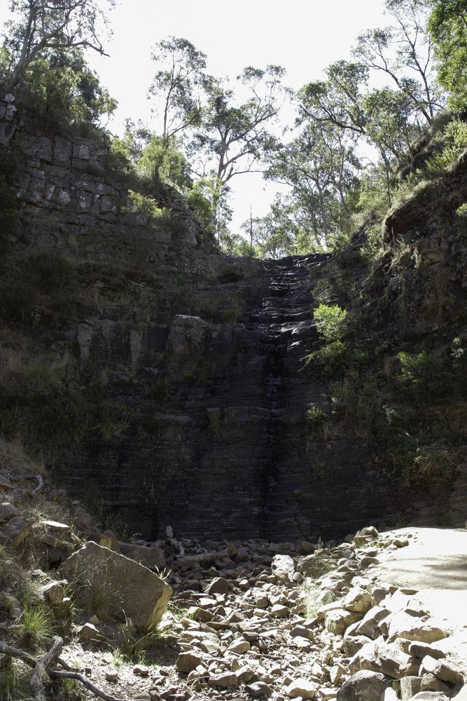 Cascade Silverband à sec