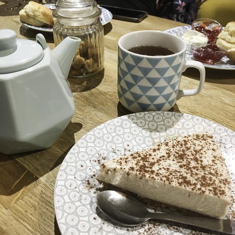 salon de thé - Chapristea