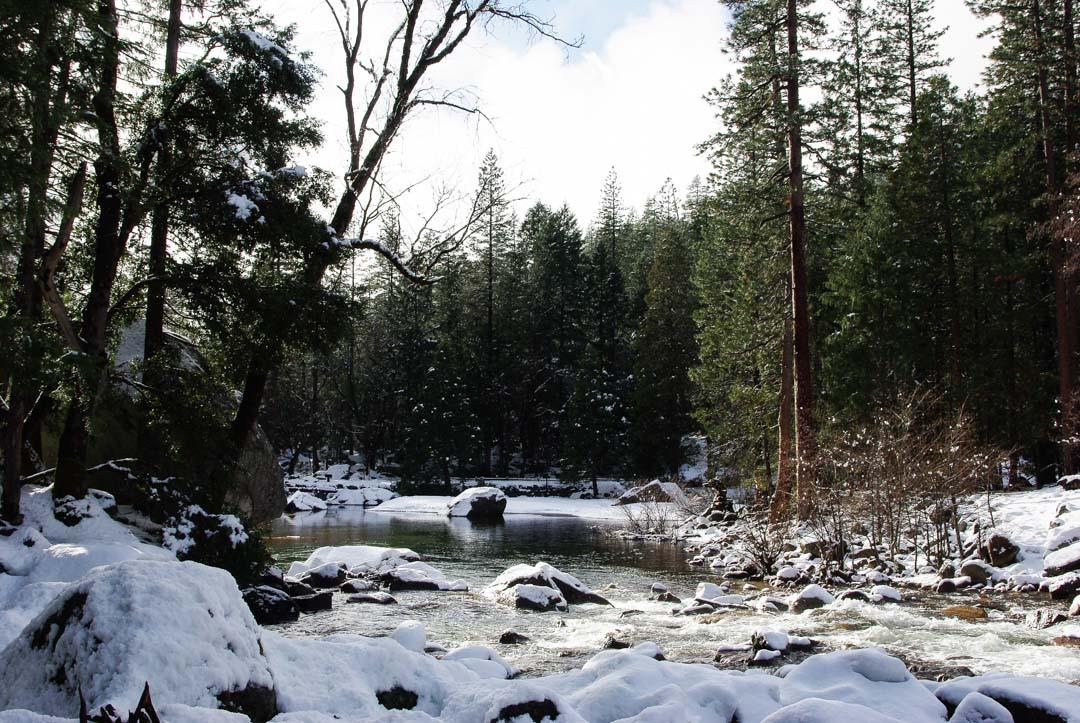 Miror Lake - Yosemite