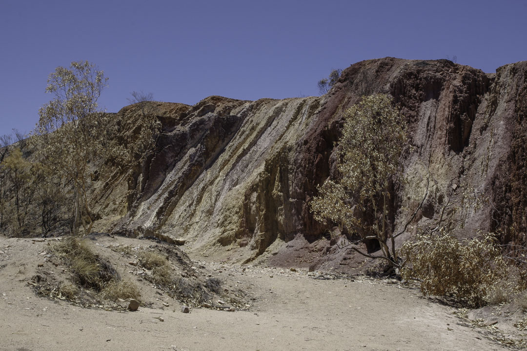 Ochre Pits - West MacDonnell National Park