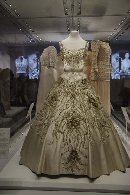 Collection de robes de Princesse Diana