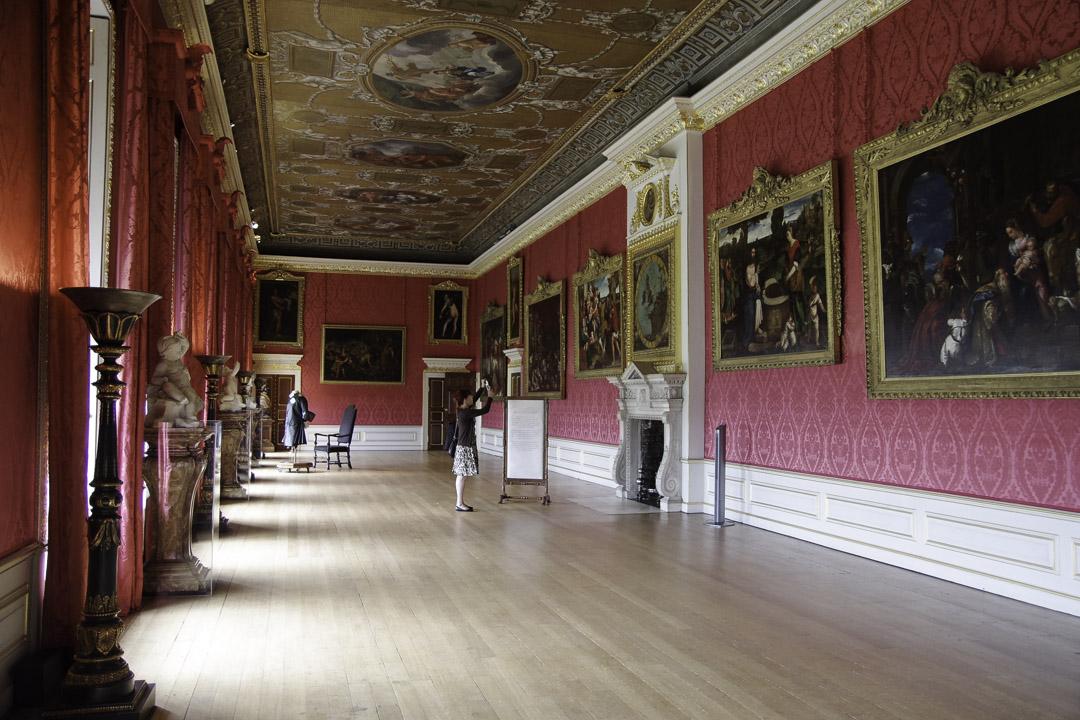 Galerie du Roi - KEnsington Palace