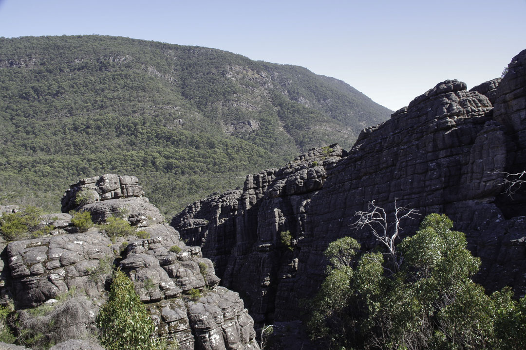 Randonnée pour le Pinnacle - Grampians National Park