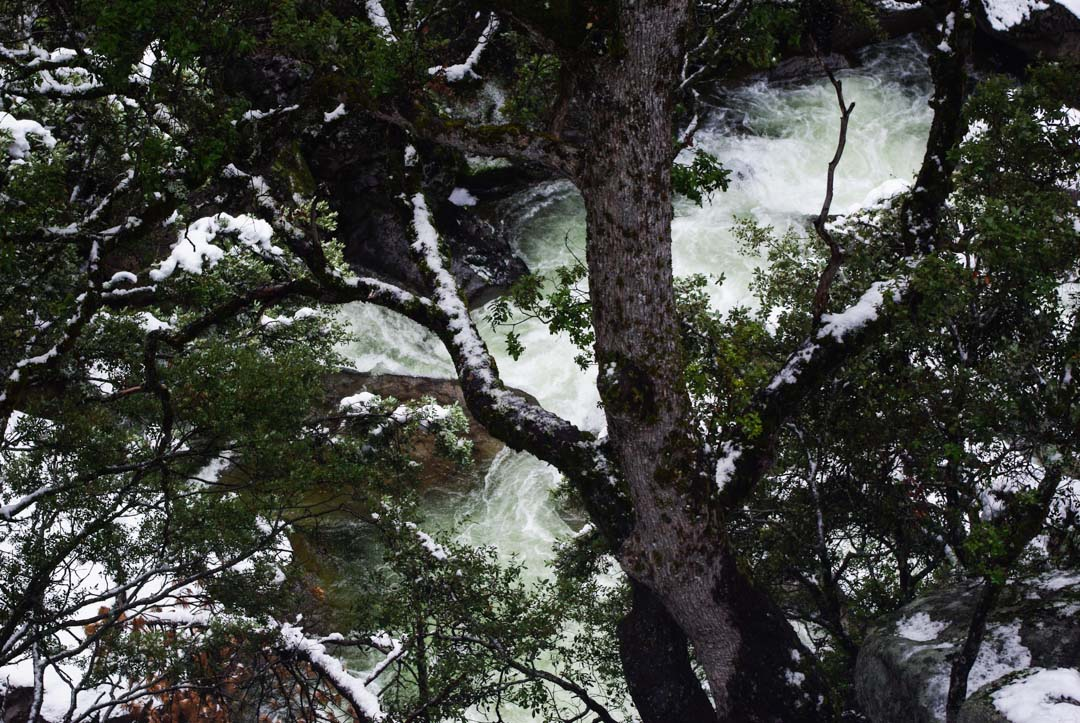 Yosemite en hiver