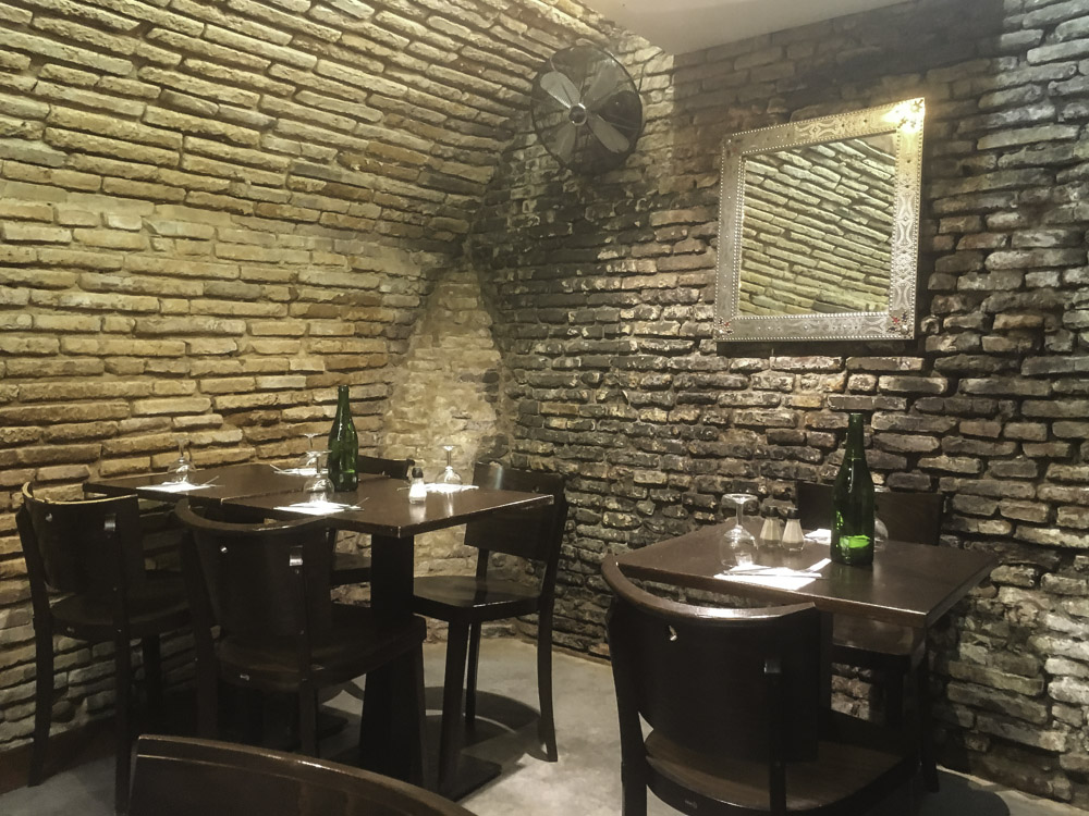 restaurant végétarien La Faim des Haricots à Toulouse