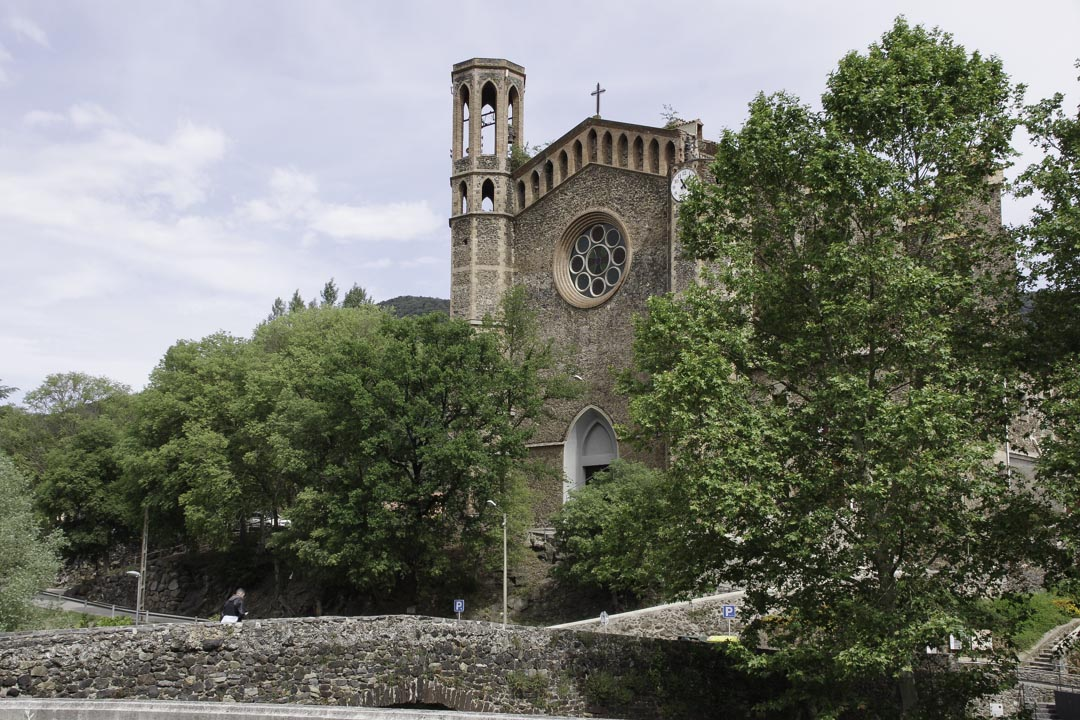 Eglise de Sant Joan les Fonts