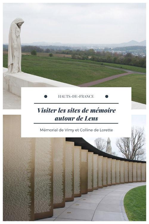 Visiter les sites de mémoire de la Première Guerre Mondiale autour de Lens en une journée