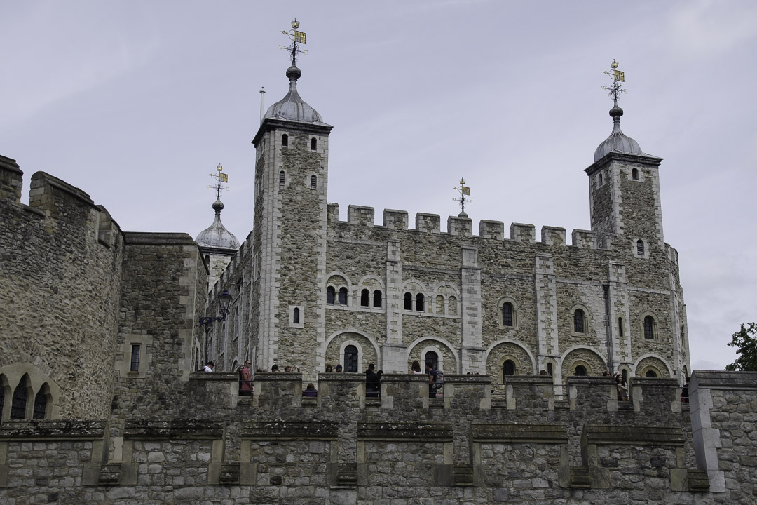 Donjon de la Tour de Londres