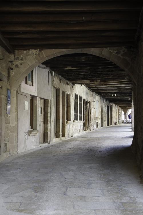 Arches - Centre médiéval de Santa Pau