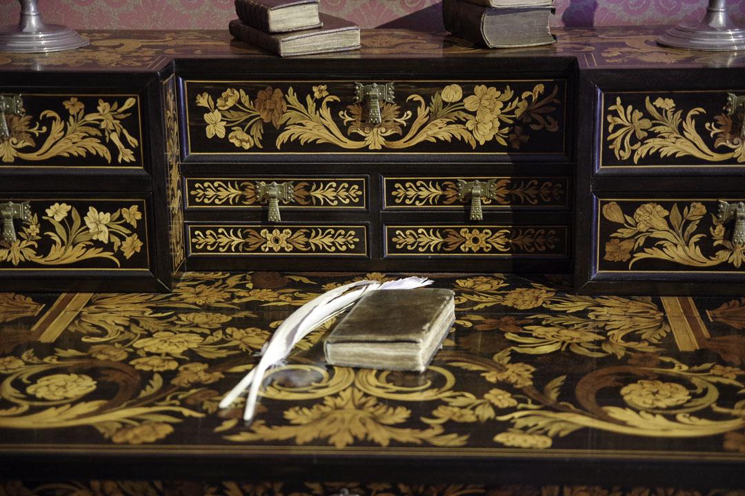 Bureau dans le palais de Kensington