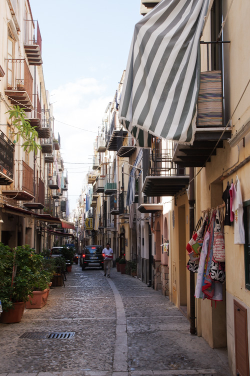 Vielle ville de Cefalù