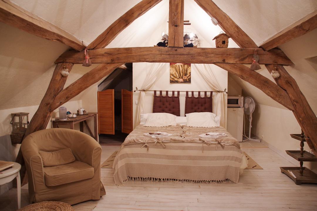 Chambre d'Hôtes le Clos du Puits - Mosnes