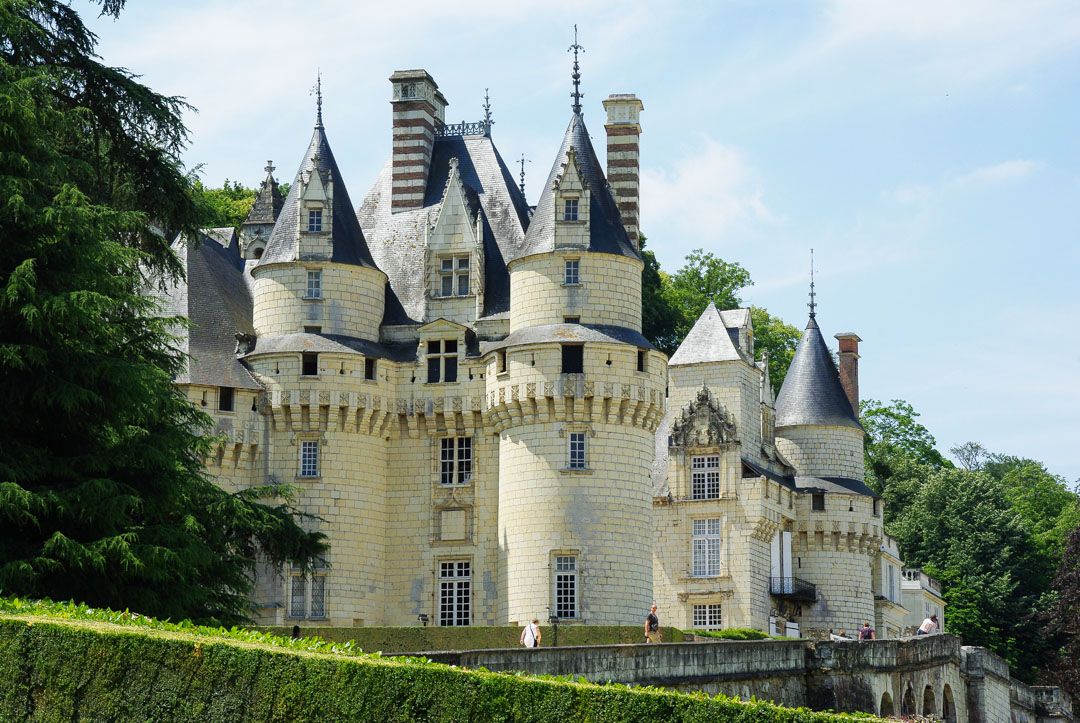 Château d'Usse