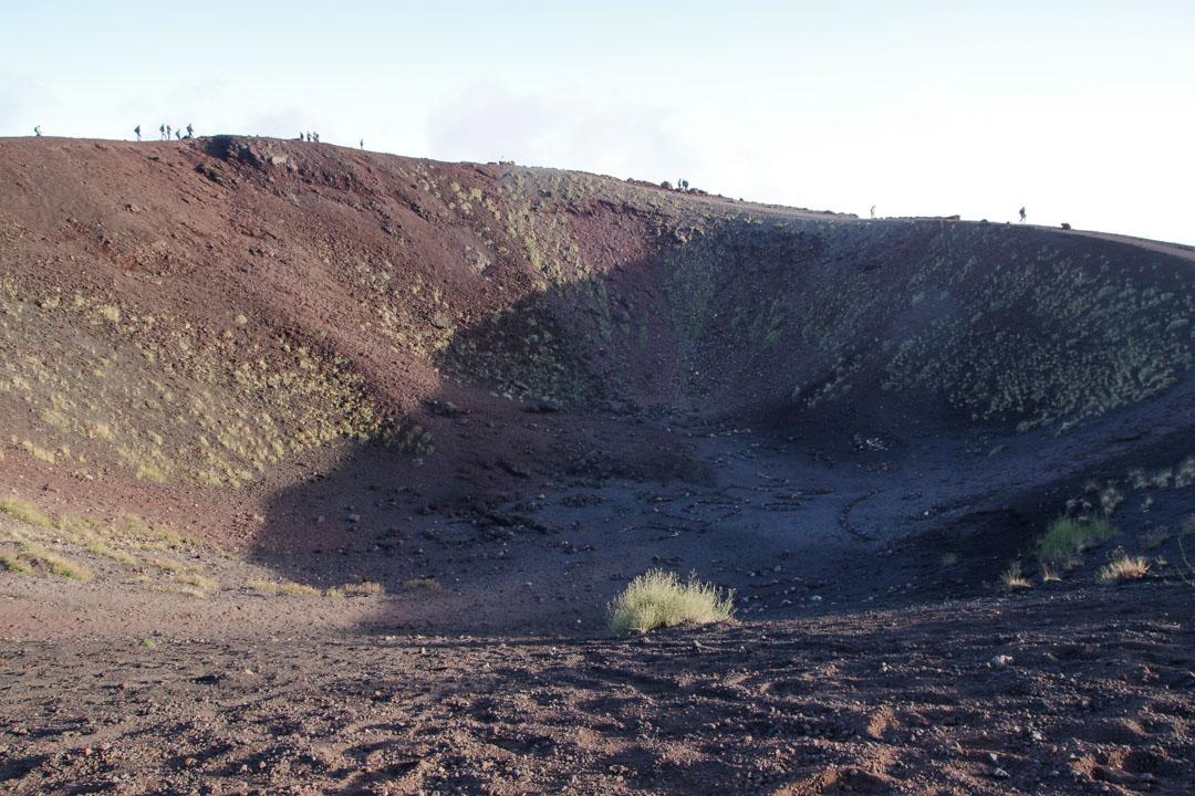 Cratere Silvestri - Etna