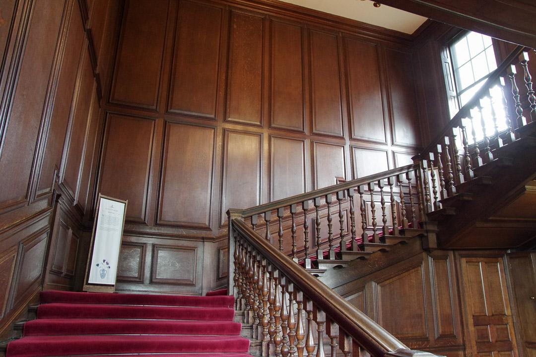 Escalier de la Reine - Palais de Kensington