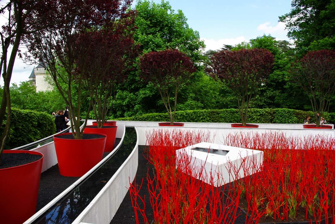 Festival des Jardins au château de Chaumont sur Loire