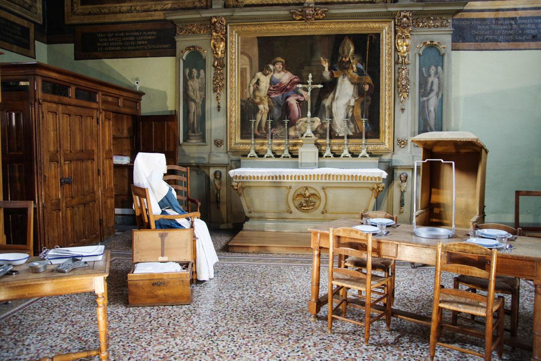 Salle Saint Hugeues - Hospices de Beaunes