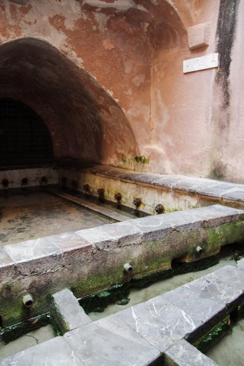 Vieux Lavoir, Cefalù