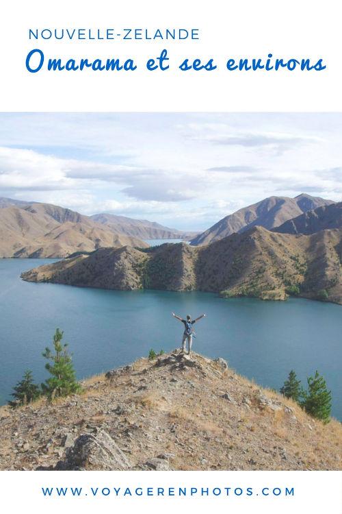 Que voir à Omarama ? Clay Cliffs, Hot Tubs et randonnée au Lake Benmore - Ile du Sud - Nouvelle Zélande