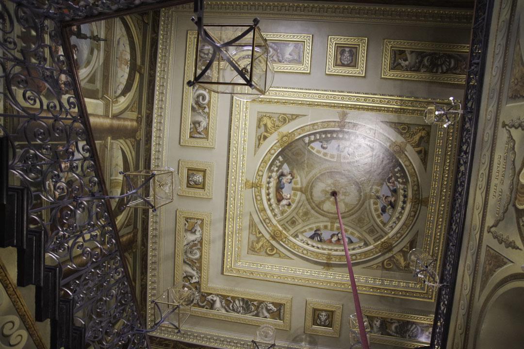 Escalier du Roi - Palais de Kensington
