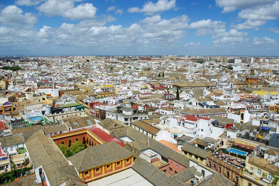 panorama Séville