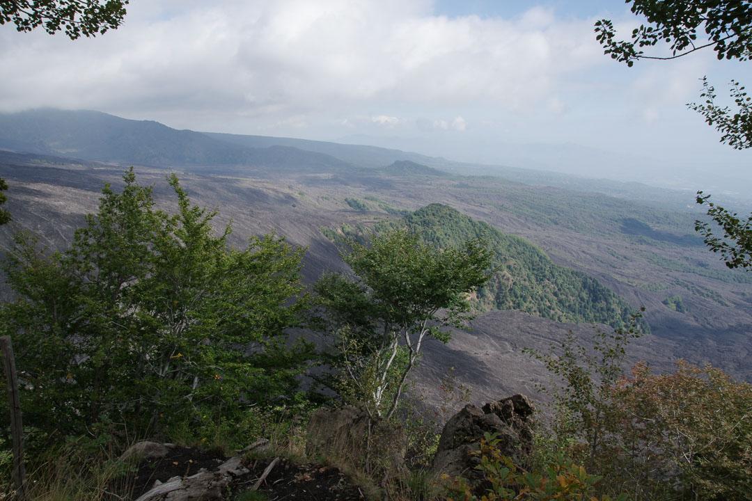 Panorama depuis le Monte Zoccolaro