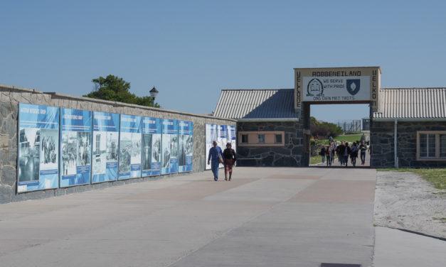 Visiter Robben Island