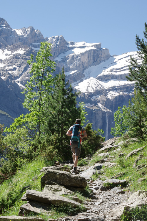 Randonnée Pyrénées Gavarnie