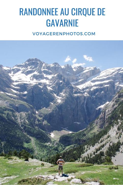 Randonnée au Cirque de Gavarnie par le Plateau de Bellevue - Pyrénées - France