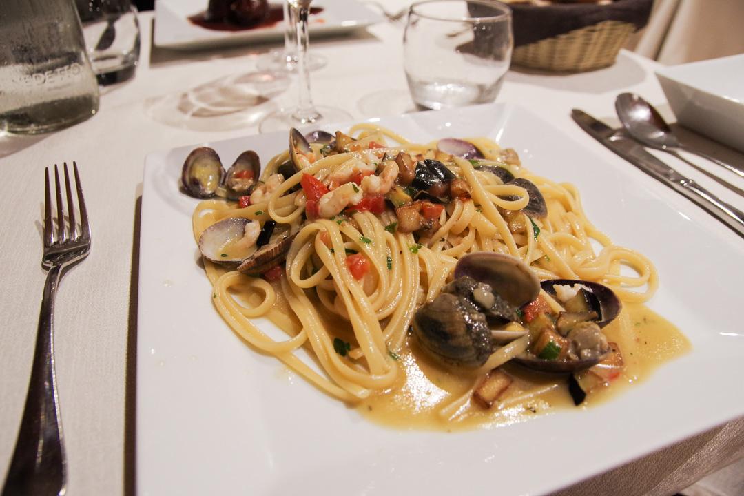 Restaurant Mien à Nicolosi - pates