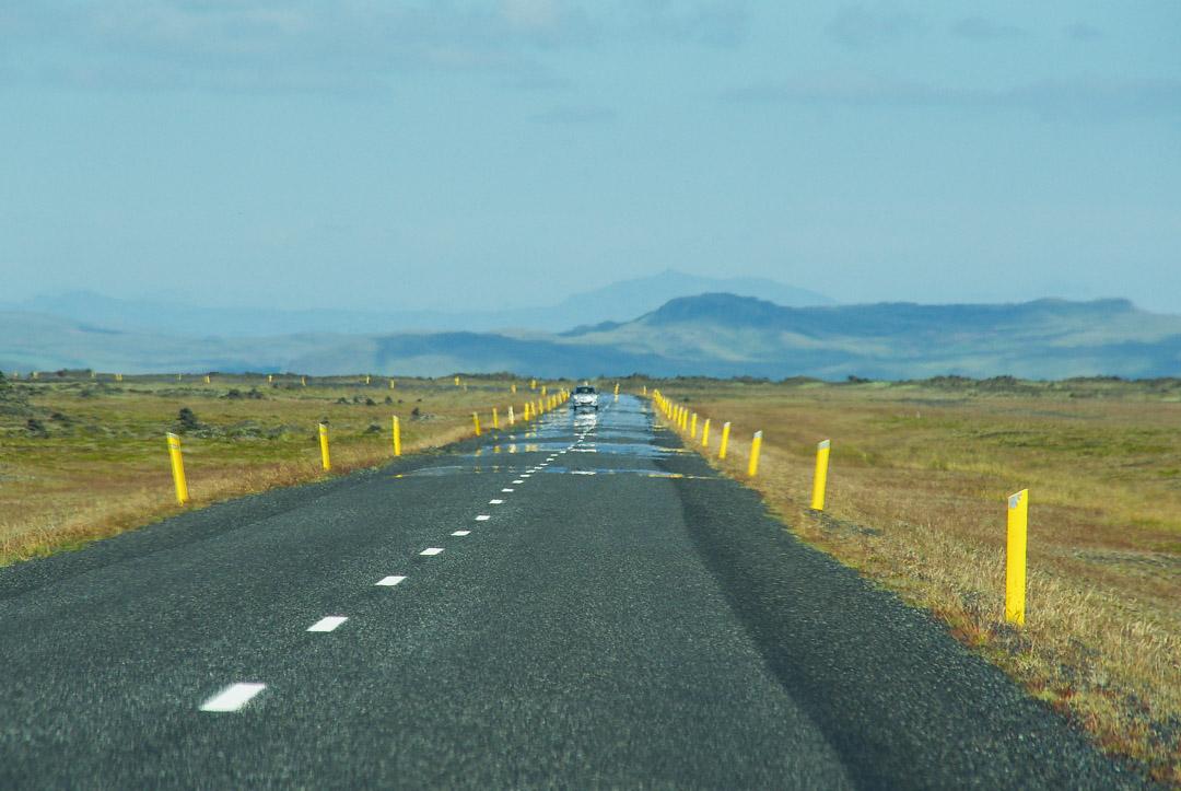 Route 1 - Islande