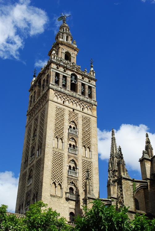 Tour de la Giralda - Séville