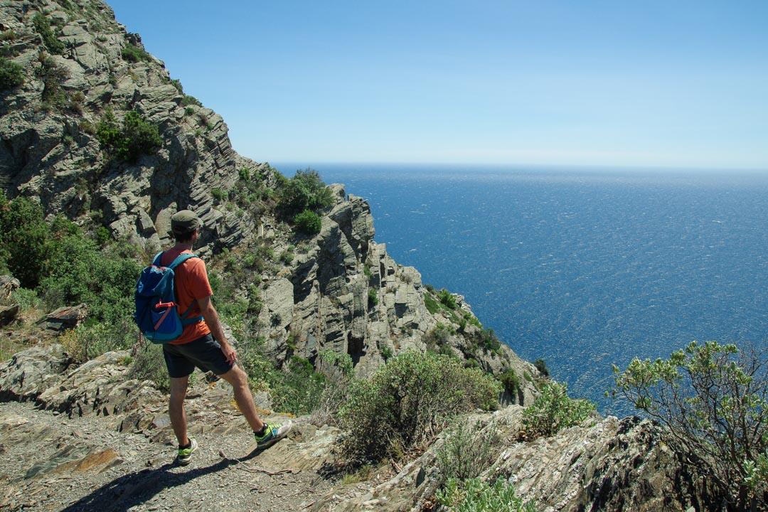 Randonnée dans le Massif du Cap Sicié