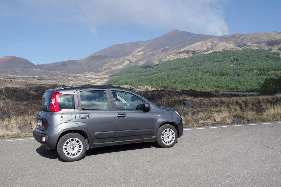 Visiter le volcan Etna en Sicile